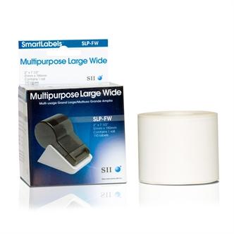 SLP-FW Multipurpose Large Wide Labels