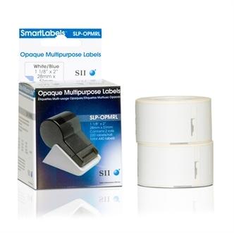 SLP-OPMRL Opaque Multipurpose Labels