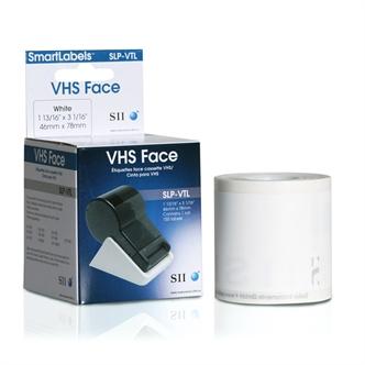 SLP-VTL Video Cassette Top Labels