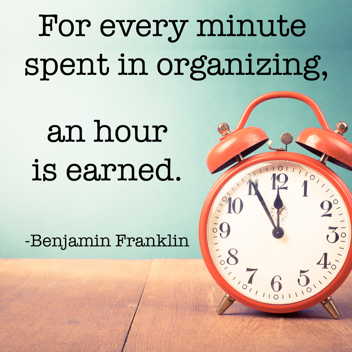 Earn Your Hours!