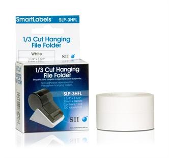 SLP-3HFL 1/3 Cut Hanging File Folder Labels